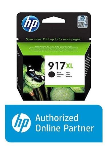 HP KARTUŞ HP 3YL85AE 917XL Siyah Yüksek Kapasiteli Mürekkep Kartuşu  Renkli